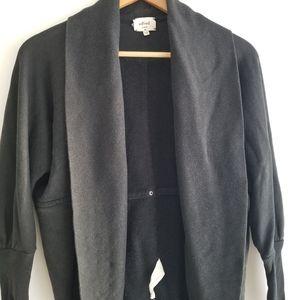 Aritzia Diderot grey sweater